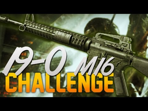 SnD Challenge - 19-0 M16 Search and Destroy | M16 Challenge
