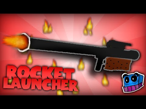 Minecraft - Rocket Launcher in Vanilla Minecraft