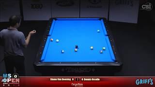 2018 US Open 8-Ball Championship: Shane Van Boening vs Dennis Orcollo