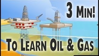 3 min !!  Oil and Gas with Animations