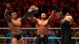 SETH ROLLINS CASHIN - WWE 2K14 Story
