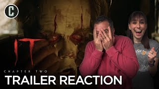 IT: Chapter Two Teaser Trailer Reaction & Review