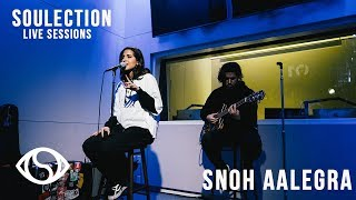 Snoh Aalegra Performs 34 Fool For You 34 And 34 Nothing Burns Like The Cold 34