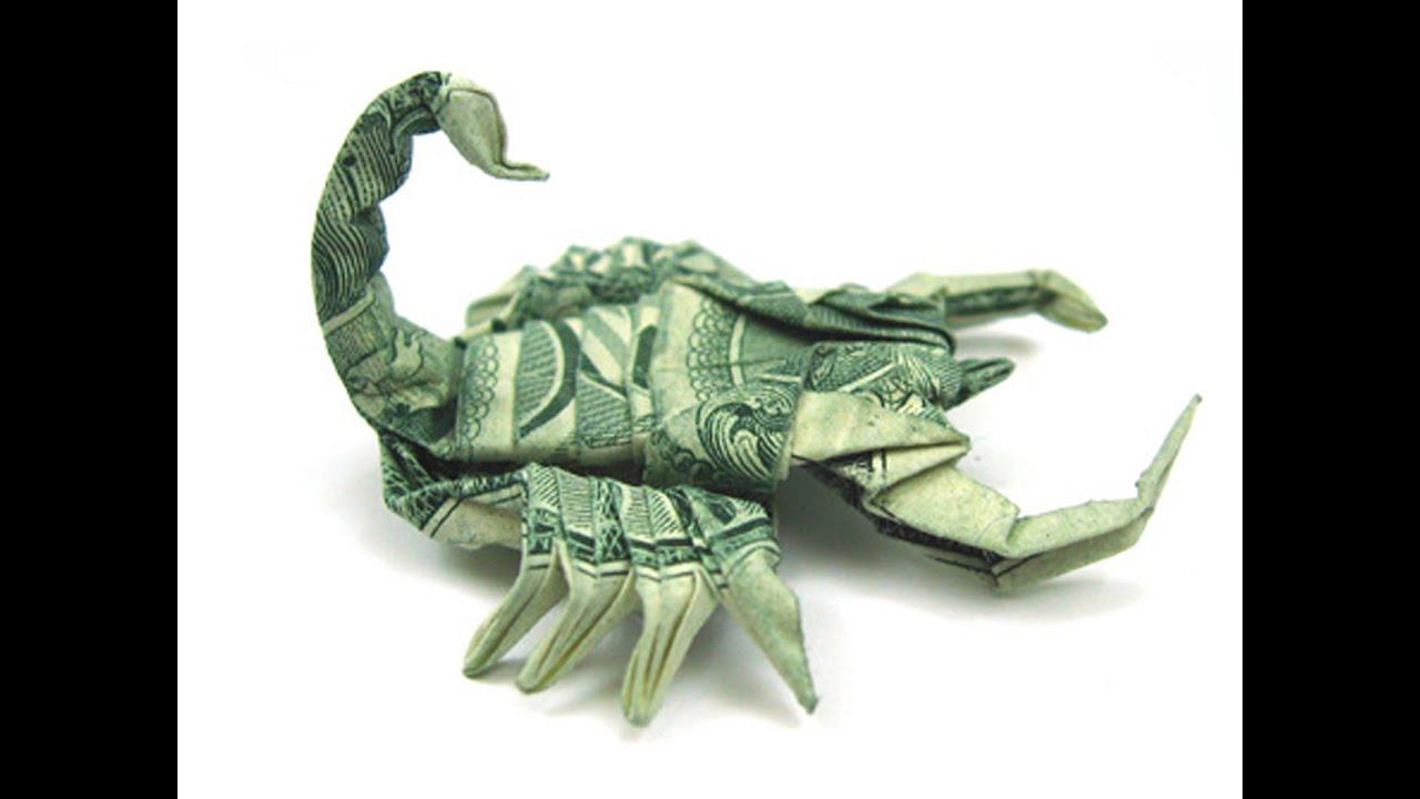 Рыба из денег своими руками пошаговая инструкция 100