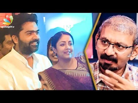 Why Simbu over Suriya for Kaatrin Mozhi? : Radha Mohan Explains | STR, Jyothika Movie