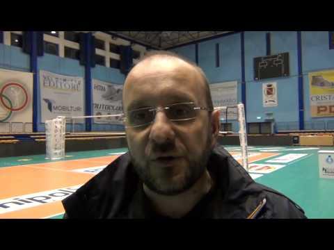 13-03-2015:Mauro Berruto, obiettivo Rio2016