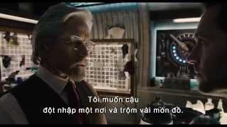 ANT-MAN - NGƯỜI KIẾN - Trailer B