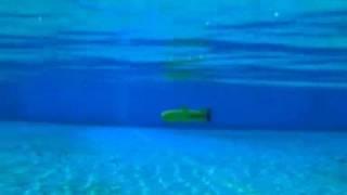 Subdog RC Submarine