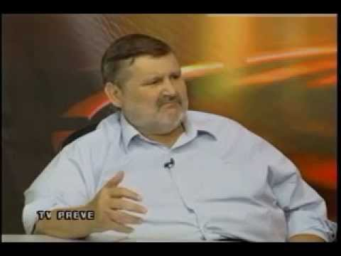 Prof. Duda Trevizani entrevista o Presidente do SIEEESP, Benjamin Ribeiro