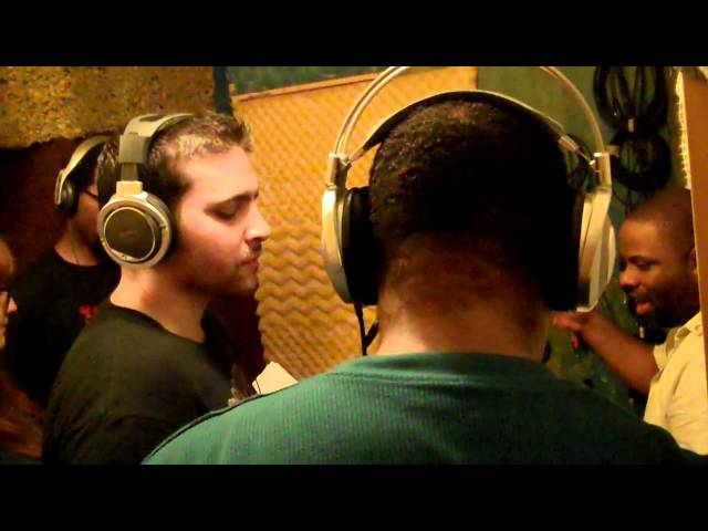 Group Vocal Recording for Sick Of