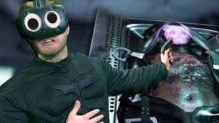 WHAT HAPPENED TO HIM!? | Batman: Arkham VR