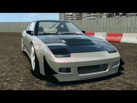 Nissan 240SX Kawabata Drift