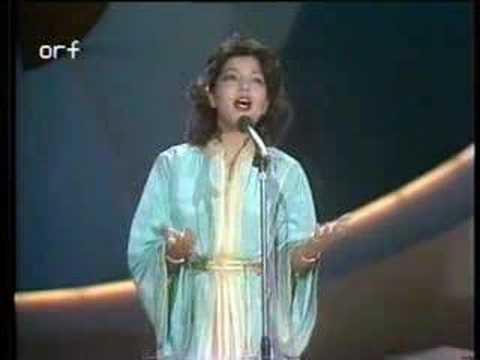 Samira Said - Bitakat Hob / Eurovision 1980 * 05 Morocco *