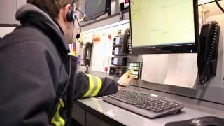 Präsentation des ELW Feuerwehr Mühltal/Nieder-Ramstadt