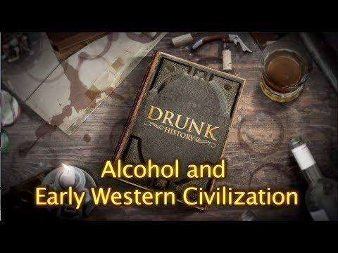 "DRUNK HISTORY ""Alcohol & Civilization"" Phil & April Margera, Rake Yohn, Evil Jared (by Joe Frantz)"