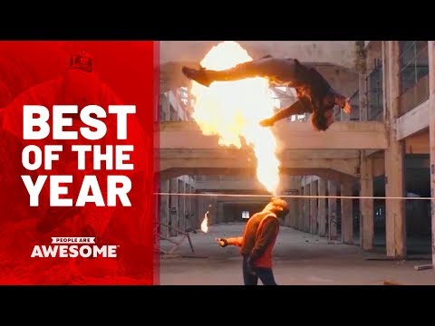 PEOPLE ARE AWESOME 2016   BEST VIDEOS OF THE YEAR!