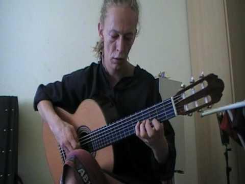 Agustin Barrios Mangore - Las Abejas