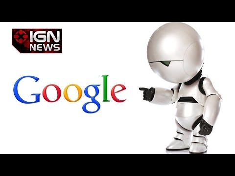 Google Patents Personality Development System for Robots - IGN News