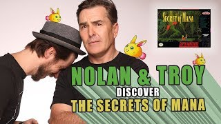 RETRO REPLAY  - Nolan North & Troy Baker Discover the Secrets of Mana