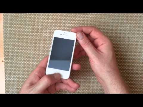 FIX How to Soft Reset / reboot iPhone 4 / 4S / 5 iPad or iPod Crashing Lagging or No Power On