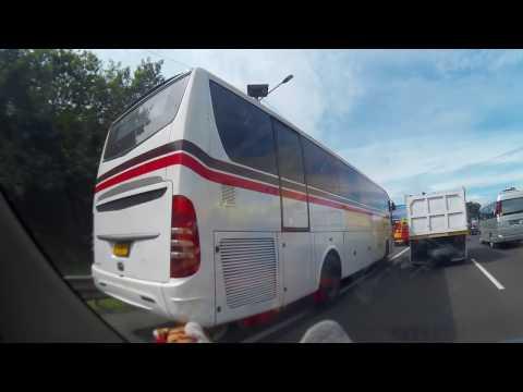 Video travel bandung lebak bulus
