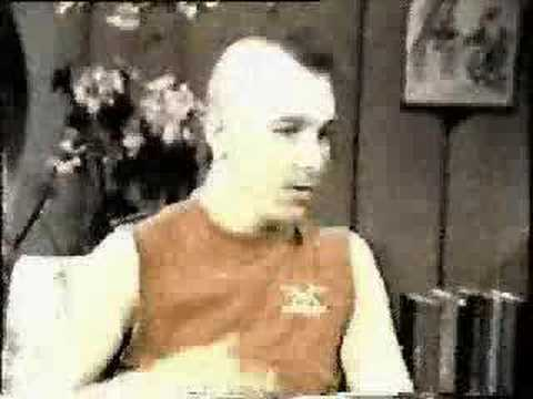Black Flag - National Talk Show Feature on Punk Violence...