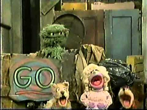 Sesame Street - How should Polly Darton go? Video