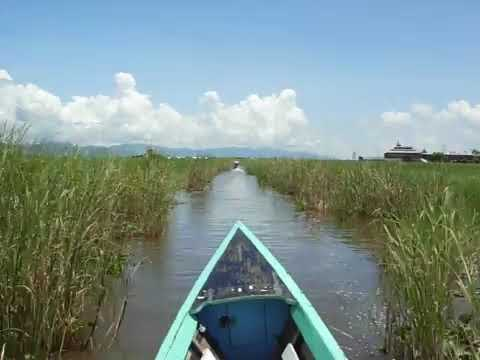 Myanmar (Burma) – Boat trip at Inle Lake