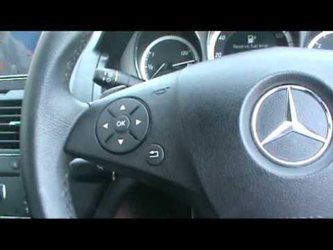 2008 Mercedes-Benz C220 CDI Sport Saloon 4d Blue