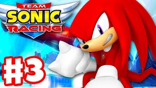 Team Sonic Racing - Gameplay Walkthrough Part 3 - Chapter 3: Guess Who's Back?