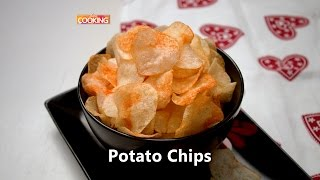 Potato chips   Ventuno Home Cooking