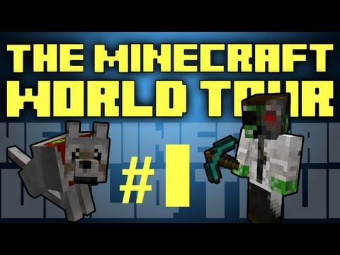 The Minecraft World Tour - #1: Doc's Island