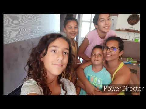 Tino Olga küldené családjának ( Szivárvány sincs eső nélkül)2019
