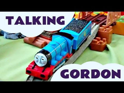 Thomas And Friends Trackmaster Talking Gordon Kids Toy Train Set Thomas The Tank Engine