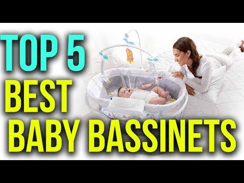 TOP 5: Best Baby Bassinets Reviews - Best Bassinet for Newborn