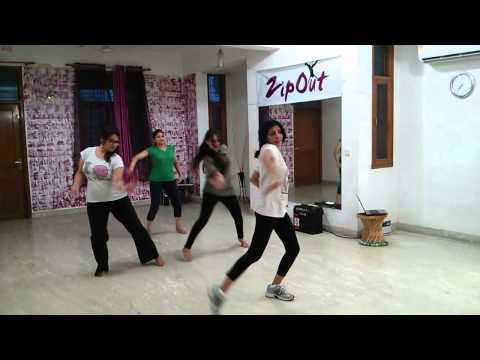 Bollywood choreography - Ghagra | yeh jawaani hain deewani |...