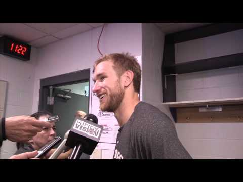 5/8/13 - Post Game - Jeff Carter