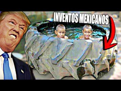 INVENTOS MEXICANOS CHISTOSOS (CHINGONES , CASEROS Y SOLUCIONES MEXICANAS) 2017 - EPISODIO #1 - Trexc
