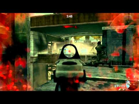 Gameplay on Radeon HD 7770 Ultra 1080p CoD Black Ops