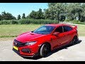 Driving the 2018 Civic Type R (FK8) in the Dutch Randstad