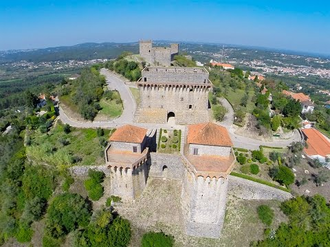 Our�m Castle aerial view
