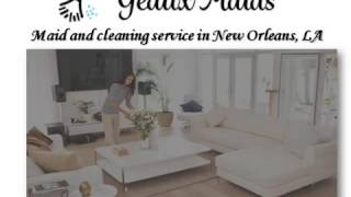 Home Maid Cleaning Services in New Orleans