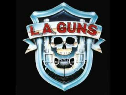 La Guns - No Mercy