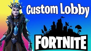 Fortnite Custom Lobby // Use creator code : AESTHEKIDS // Host by : GAB