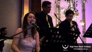 Ywenna Carollin performs Jia Hou 家後 with The Summertimes Hotshots