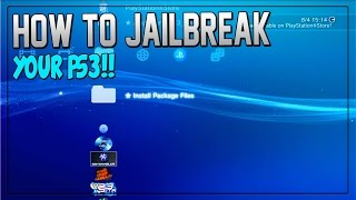 "How to: ""Jailbreak Ps3"" - ""How to Jailbreak your PS3"" *EASY*"