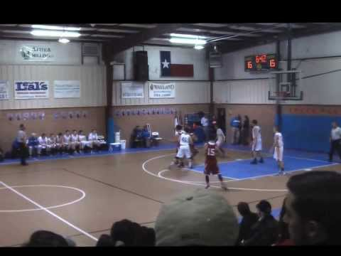 Josh Cortez Highlights at Plainview Christian Academy Class of 2015 Point Guard