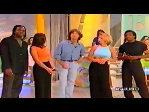 Bananarama : Every Shade Of Blue - Italian TV Show - 1995.