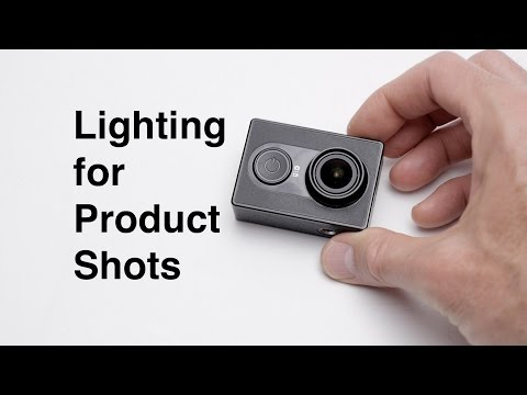 How to Light for Close Up Product Shots & Reviews