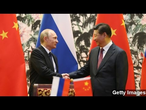 Russia-China Gas Deal Is About More Than Just Energy